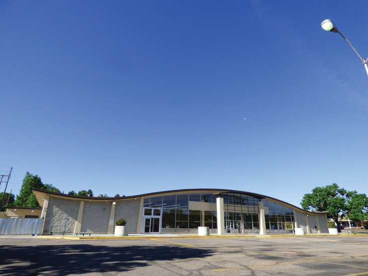 The old Savers building at Woodlawn Shopping Center will soon be an Arc Thrift Store.