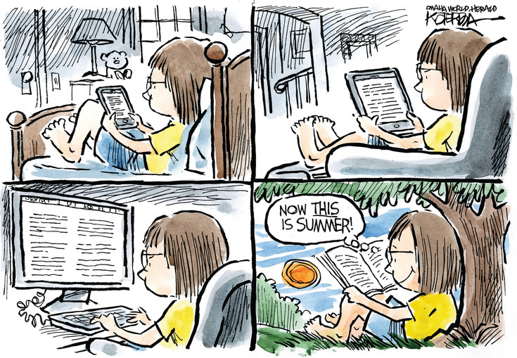 Jeff Koterba cartoon for June 21, 2016