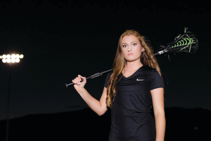 Kyleigh Peoples is the Colorado Community Media South Metro Girls Lacrosse Player of the Year.