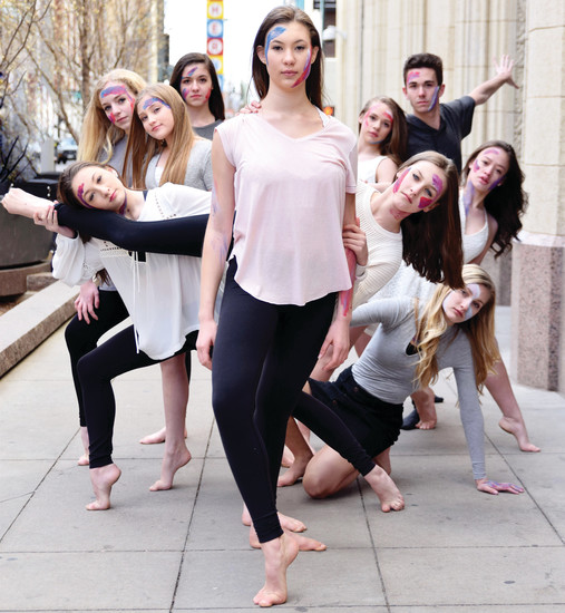 An immersion dance theater production will play at The Studio Loft at the Ellie Caulkins Opera House from July 7 through July 15. All performers are professional dancers or actors under the age of 18.