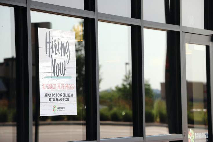 """Hiring now"" signs aren't uncommon in the Denver metro area as businesses search for employees in the midst of Colorado's record-low unemployment rate of 2.3 percent, the department of labor and employment reports. The selection pool is slim, business leaders say."