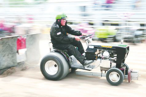 The tractor pull is among the many events sure to draw a crowd this year at the Elbert County Fair.