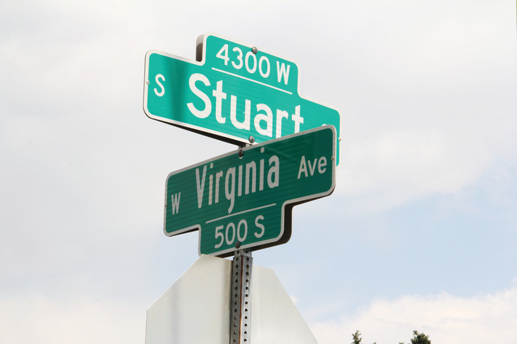 The intersection of South Stuart Street and West Virginia Avenue in the Westwood neighborhood of Denver, where gunfire rang out the night of June 26. Denver police said it received no calls related to the gunfire, but it was picked up by the ShotSpotter microphone technology they've used for a few years. June 27, 2017.
