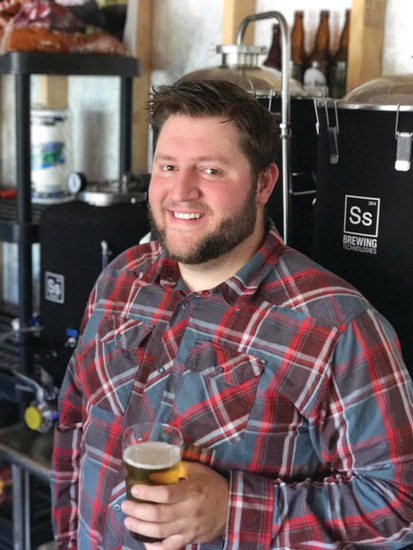 Chris Cranahan will be serving his 2016 winning homebrew at the Spice Trade Brewing tent at last year's Arvada On Tap beer festival.