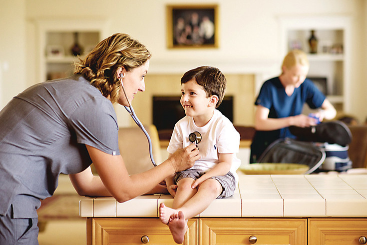 Denver-based DispatchHealth bring high-quality acute medical care to homes all over Jeffco.