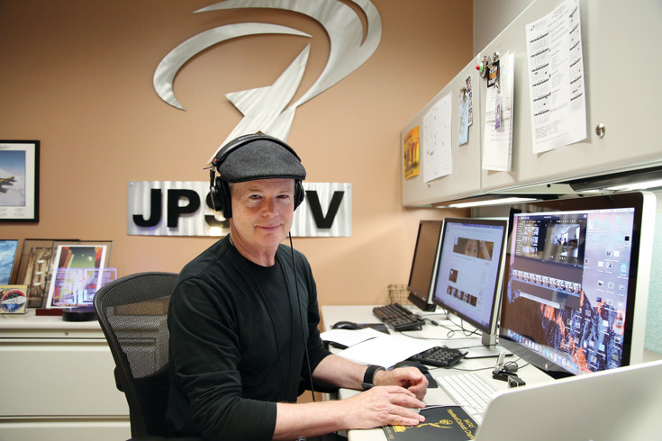 Jack Maher is the man behind the Jeffco Public Schools YouTube channel, JPS-TV.