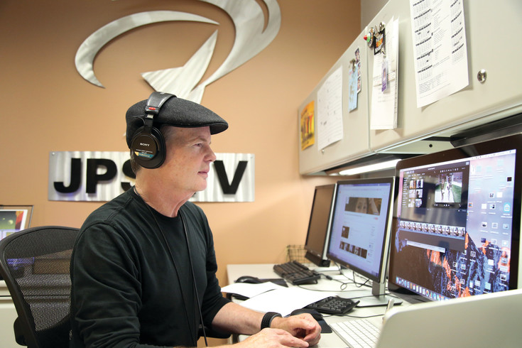 Jack Maher is the one-man video team for Jeffco Public Schools.