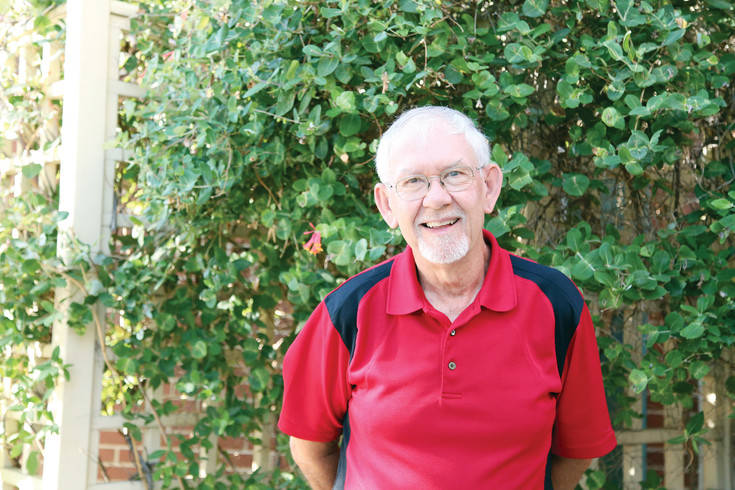 Steve Selle is a retired educator and an avid cyclist.