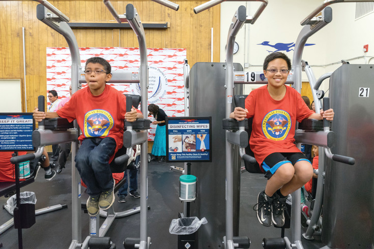 Come October Everitt Middle School will be the recipient of an $100,000 fitness center, courtesy of Gov. John Hickenlooper and the National Foundation for Governors' Fitness Councils. The foundation has been building centers all over the country to encourage students and the community to invest in their health.