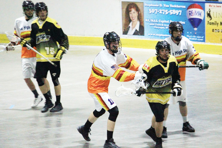 The Mile High Stars are one of four teams that compete in the Colorado Regional Box Lacrosse League. The team is based out of the Foothills Field House in Lakewood.