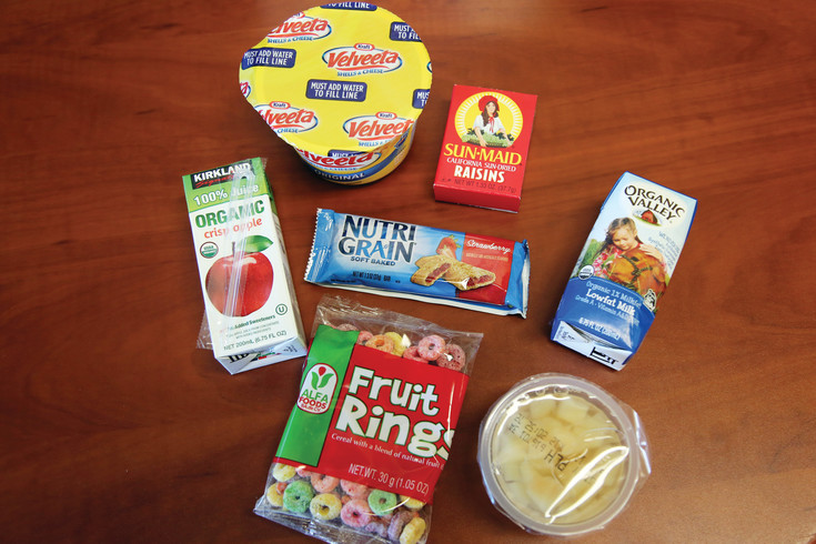 The Arvada Community Food Bank's Feeding the Future Program is shifting the focus of the food sacks provided to elementary students toward foods children can prepare themselves.