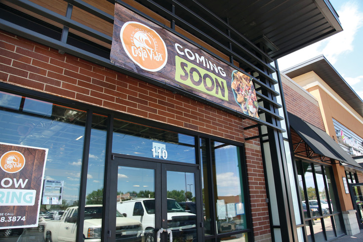 Costa Vida is expected to open by the end of September.