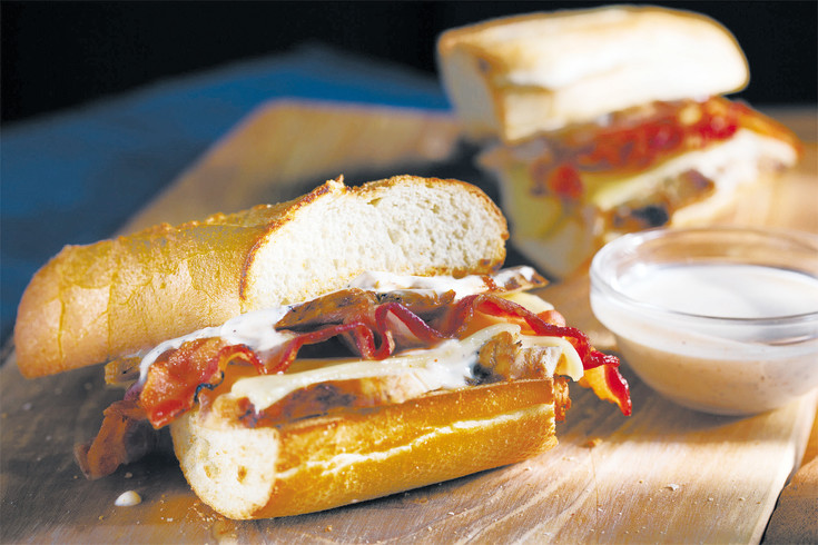Newk's Eatery serves fresh sandwiches, soups, salads and pizzas daily.