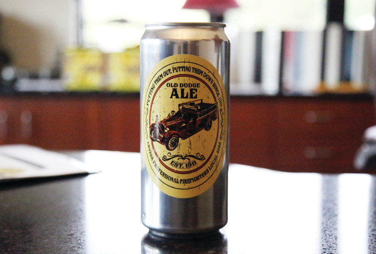 The Old Dodge Ale will be sold on tap and in crowlers at the tapping celebration.