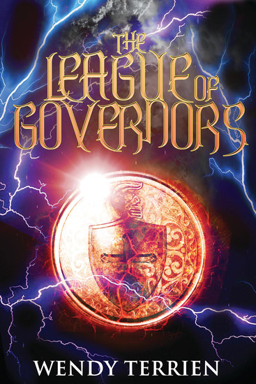"""The League of Governors"" by Wendy Terrien was also published in August and continues a separate storyline in the Jason Lex Adventure Series"
