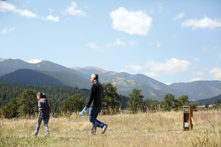 Jeffco Outdoor Lab hosted an open house Sept. 16 at the Mt. Evans site.