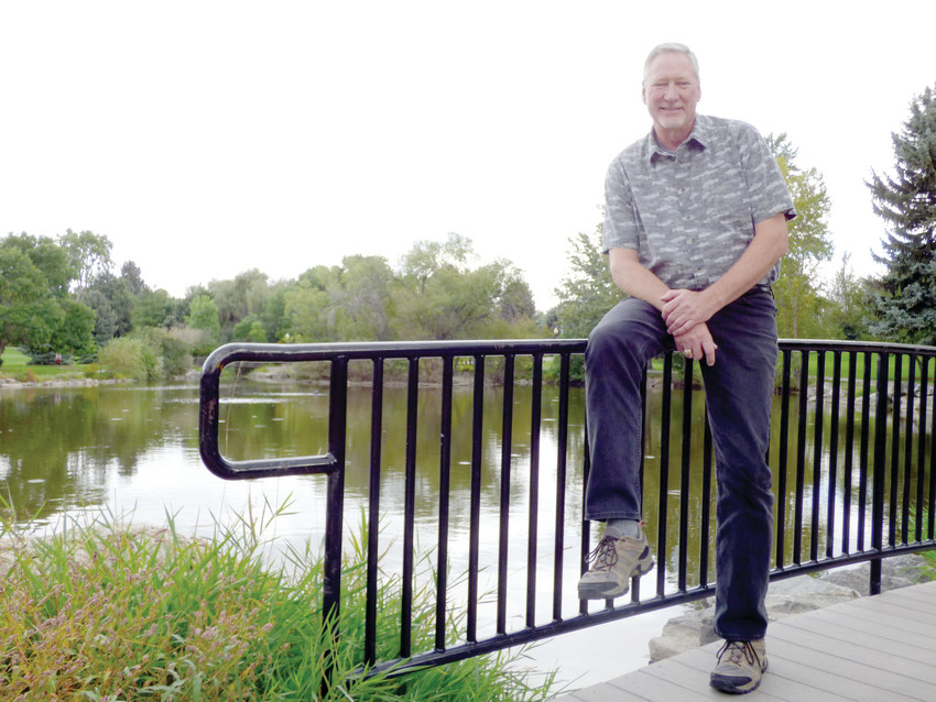Andy Jennings has spent his career overseeing parks and open space.