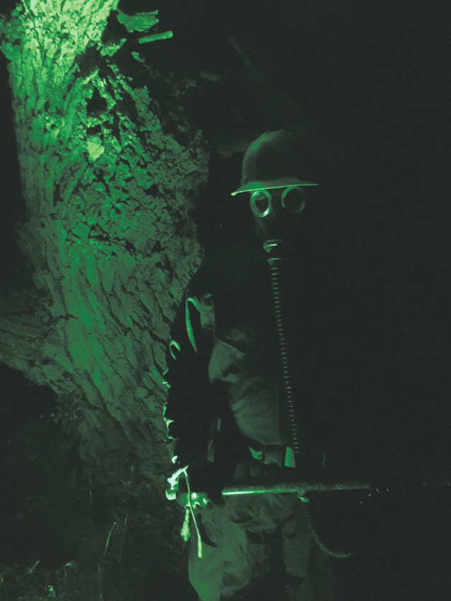 Parker's Reapers Hollow features two different haunt features to give visitors a scary good time.
