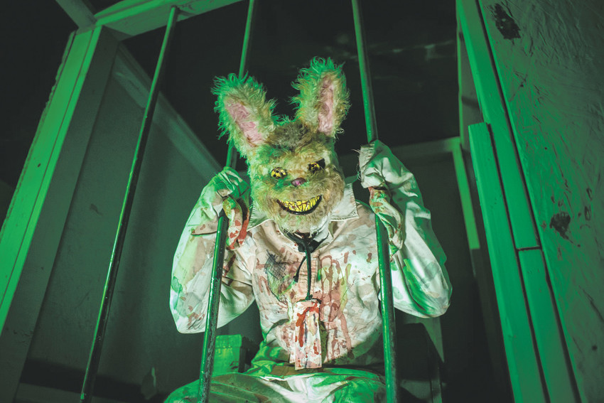 Haunted Field of Screams in Thornton has three different scary features for guests to explore.