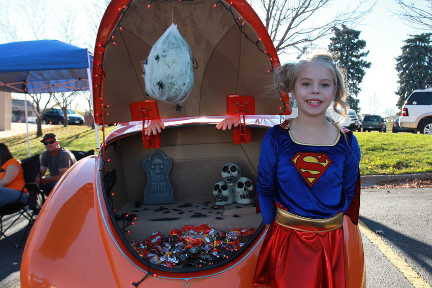 Trunk or treats are family friendly Halloween events where residents, businesses and nonprofits gather to decorate their cars for trick or treating.