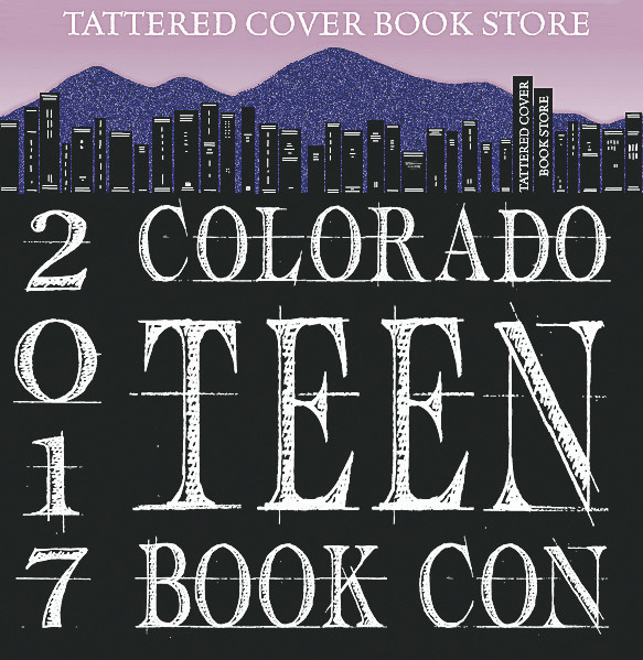 For the second year, the Tattered Cover is hosting Teen Book Con, which brings more than 20 young adult authors to Littleton to meet fans of all ages.