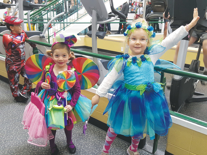 Dozens of characters filled Eastridge Recreation Center on Oct. 28 for Trick-or-Treat Street, hosted by the Highlands Ranch Community Association. The annual event is for children ages 12 and under.