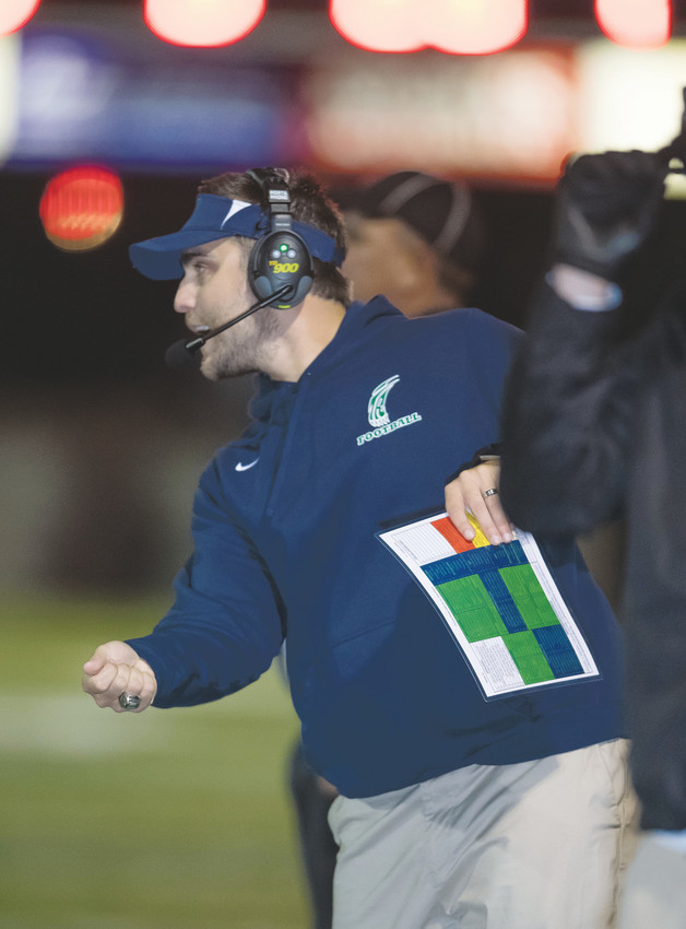 First-year ThunderRidge coach Doug Nisenson says mistakes cost his team two or three games they otherwise could have won this season, a campaign that ended 3-7.