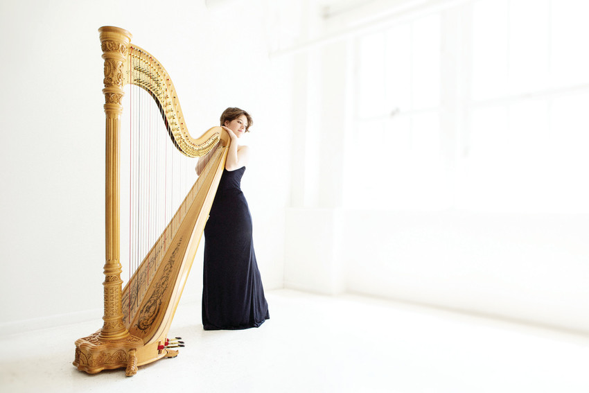 Harpist Emily Levin, who grew up in Englewood and is now principal harpist with the Dallas Symphony Orchestra, will perform in a trio chamber music concert at 2 p.m. Nov. 18, presented by Englewood Arts at Hampden Hall.
