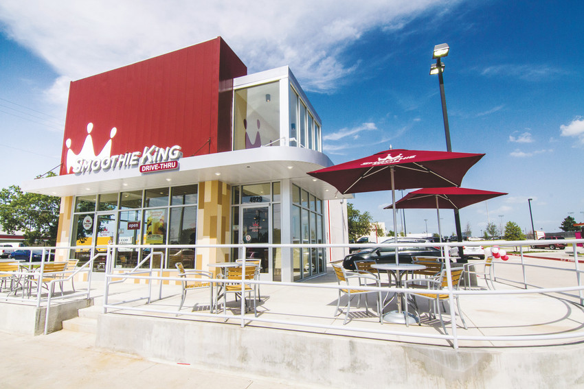 Smoothie King opened in early November at the Highlands Ranch Town Center. A second store is set to open in December, with four additional stores planned in the next five years.