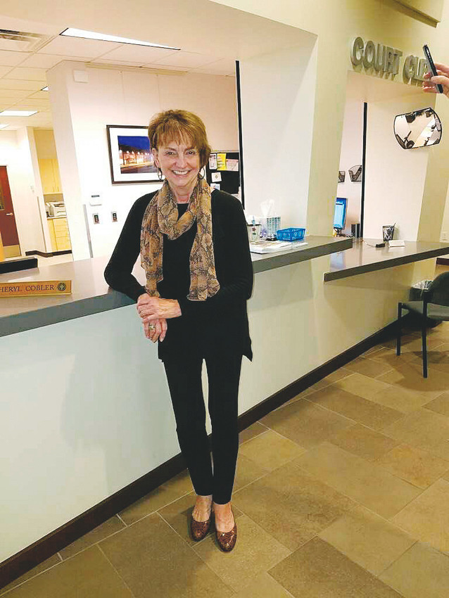 Lone Tree City administrative assistant Cheryl Cobler will retire Dec. 1, after five years of service. She intends to remain active within the community and help with the Living and Aging Well program.