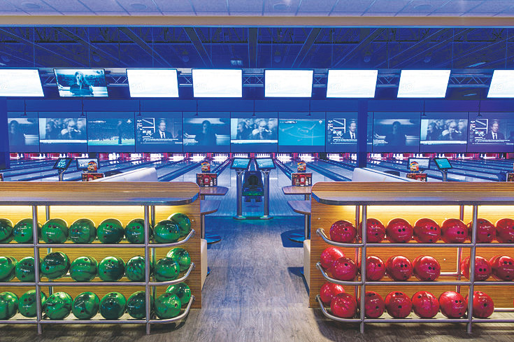 Highlands Ranch will soon be home to Colorado's first Main Event, an entertainment center equipped with bowling, laser tag, more than 100 arcade games, billiards, a bar and cafe. Douglas County approved the building, which will be east of AMC Highlands Ranch 24, 103 Centennial Blvd., in late September.