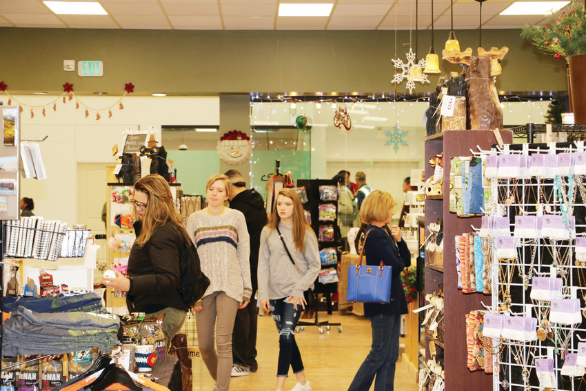 A Borgata, a locally owned store that features the works of Colorado artisans, finally reopened its Colorado Mills location on Nov. 21, with about 100 other retailers.