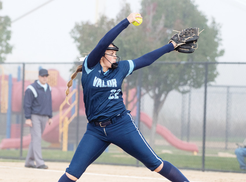 Valor Christian's Ali Kilponen is the Colorado Community Media South Metro Pitcher of the Year.