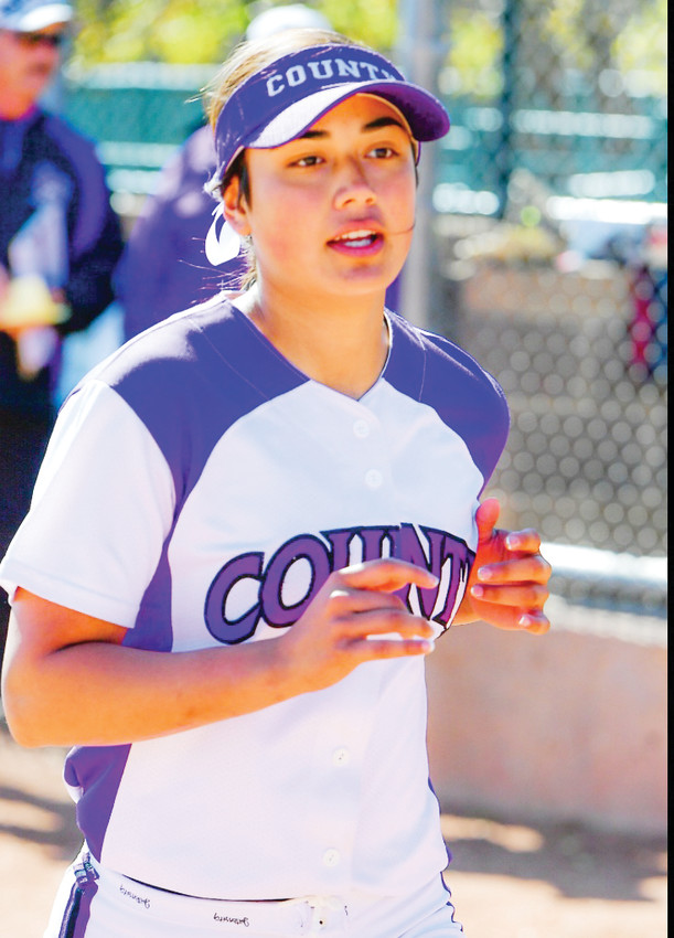 Douglas County's Abbey Montoya is the Colorado Community Media South Metro Player of the Year.