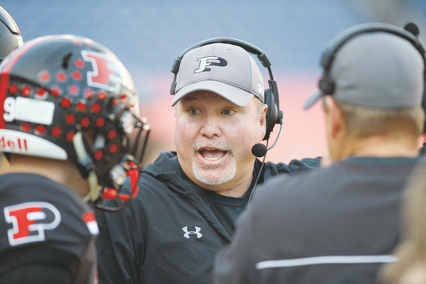 Pomona coach Jay Madden completed his 15th season coaching the Panthers with Pomona winning its first football state championship title since 1988.