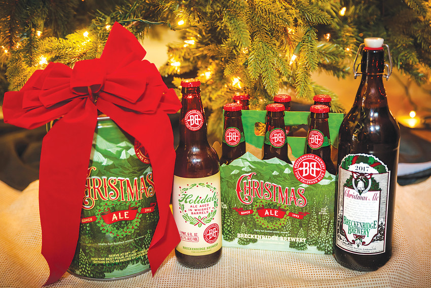 Breckenridge has been brewing the ale since 1993. No spices are added to the recipe, but it has a hint of space courtesy of Chinook and Mt. Hood hops.