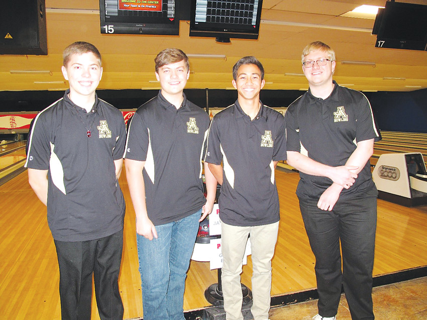 The Pins for Kids winning team was from Jefferson Academy.