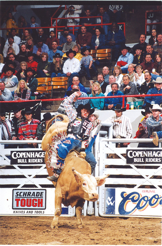 Rodeo action will be part of the 2018 National Western Stock Show that will be in Denver from Jan. 6-20. The National Western is the first major stop in the Professional Rodeo Cowboys Association schedule and annually draws top competitors in all events.