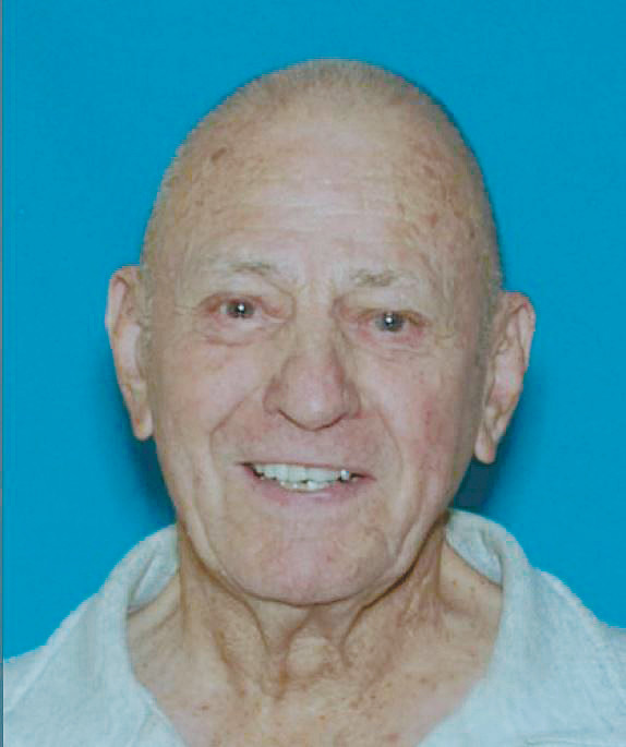 James Mitchell, 87, of Arvada is still missing. He may be injured and possibly suffers from dementia. He does not have any identification or a cell phone with him.