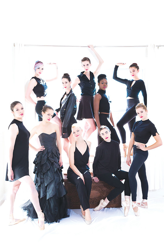 Dancers with Ballet5280 will donate a portion of their proceeds from the Jan. 13 performance of Vivaldi's Four Seasons at the Lone Tree Arts Center to the National Foundation for Suicide Prevention.