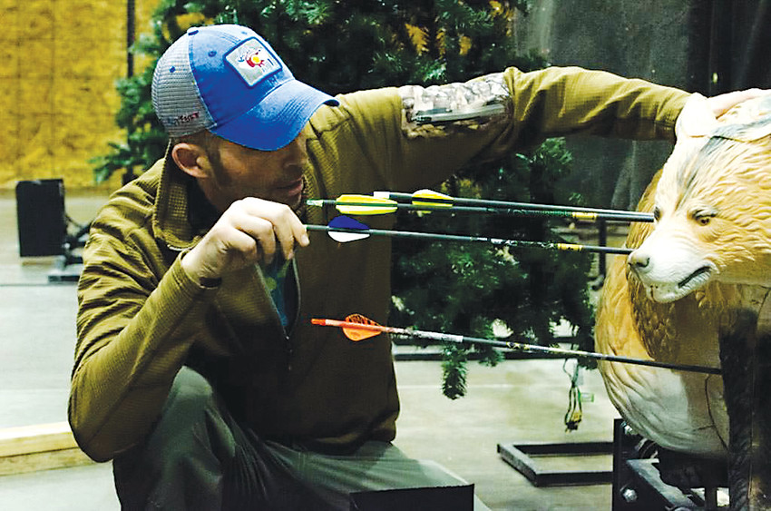 Archers of all skill levels can see demonstrations at the Denver International Sportsmen's Expo.