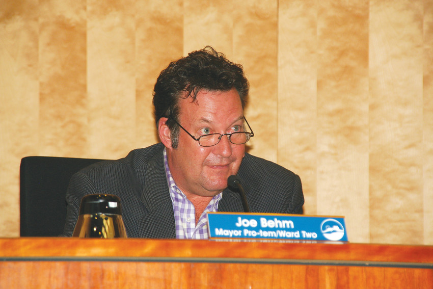 """We did some really cool and great things. We've had a great team, and every one of them deserves thanks."" — Joe Behm, former mayor pro tem and city councilor who represented Ward 2"