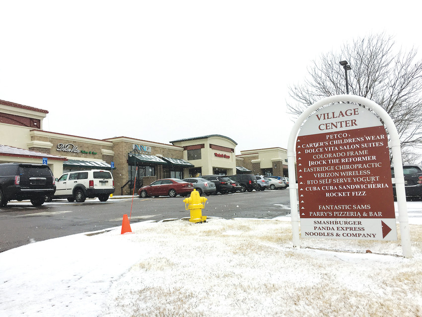 At the end of 2017, three businesses left Village Center, an outdoor shopping mall that sites west of University Boulevard near the Highlands Ranch Parkway intersection. Some business owners cited high rent costs as the reason for departure.