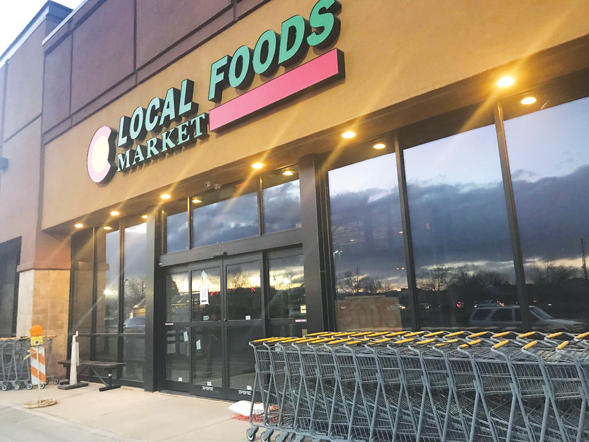 New owner Sherman Wu said the Westminster Local Foods Campus, at 72nd and Sheridan Boulevard, is on track for a February opening, pending a good report from health inspectors. The grocery has been in the works for more than two years.