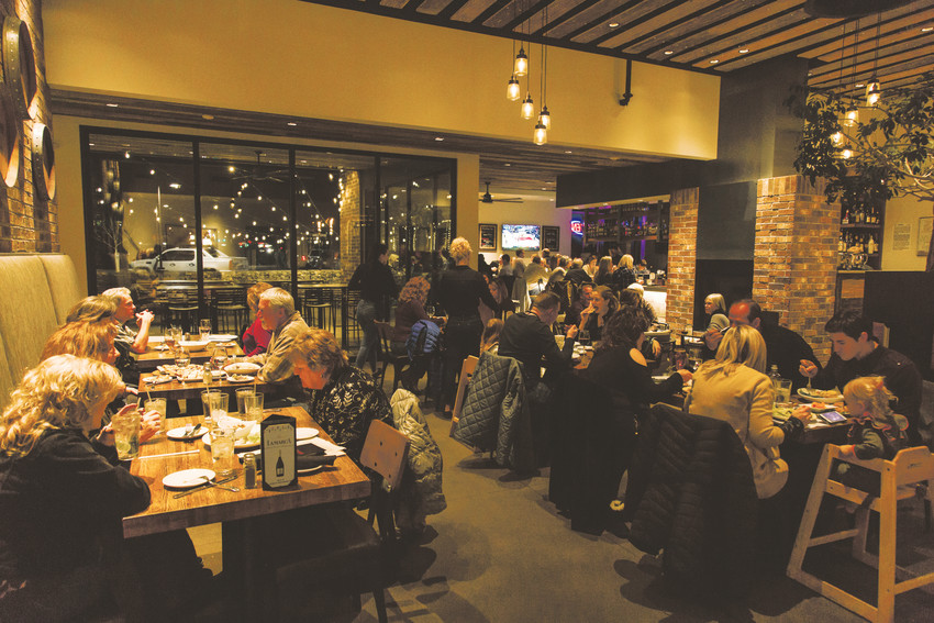 Wheat Ridge's Abrusci's Fire and Wine Italian restaurant is one of the about 14 restaurants in the west metro area participating in the annual Denver Restaurant Week.