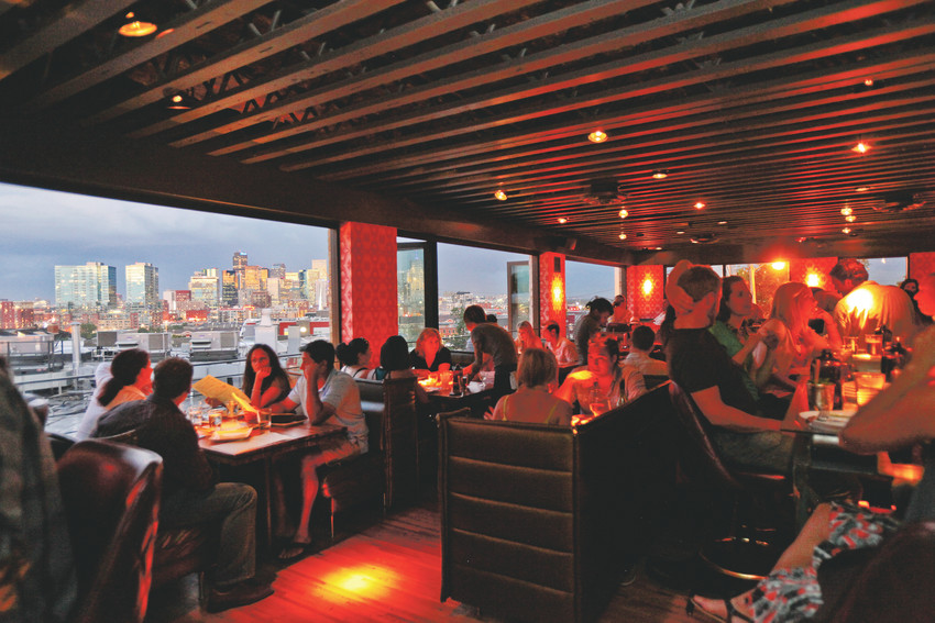 Denver's Linger Restaurant is one of the more than 200 restaurants participating in the annual Denver Restaurant Week.