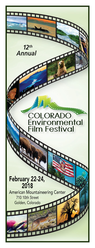 The Colorado Environmental Film Festival is returning to Golden for its 12th year. This year, there will be 56 movies screened, all of which tackle important environmental issues.