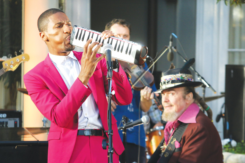 """America's Musical Journey,"" showing at the Denver Museum of Nature and Science, will include features with John Batiste and Dr. John and narration by Morgan Freeman, as it follows Louis Armstrong's steps across the country."