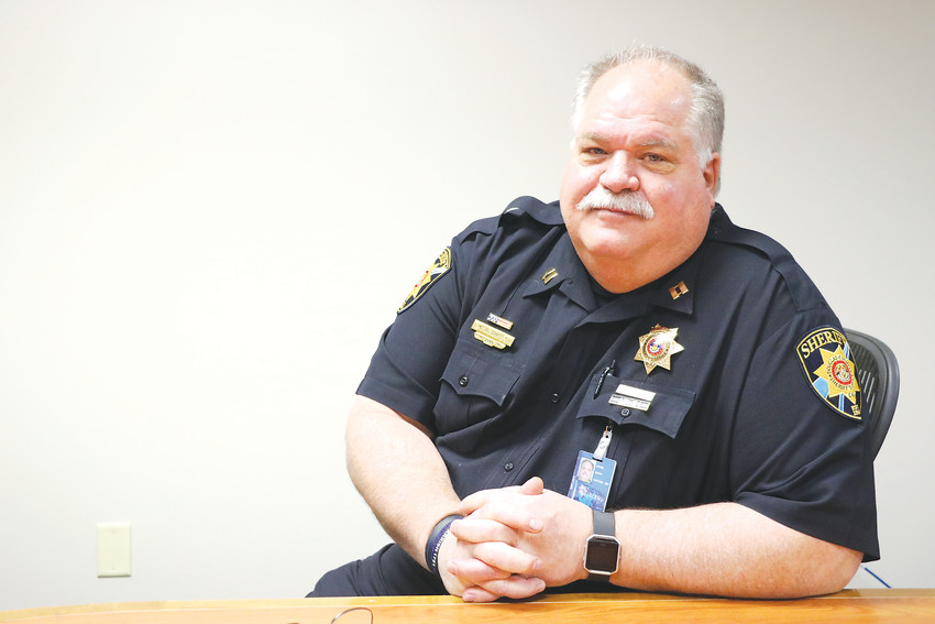"Kevin Duffy, captain of detention at the Douglas County Sheriff's Office since 2014, has witnessed the growing number of mentally ill inmates in his county jail. ""What is causing our society to be so mentally unstable?"" he asked. ""That is the million-dollar question."""