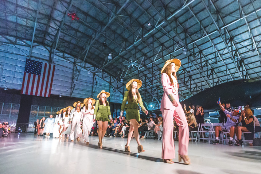 During Denver Fashion Week, March 18 through 25, audiences will get a sampling of the creations from local designers, stylists, models and other creatives.